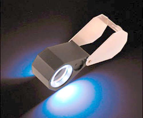 Jeweler's 10X Loupe with Light-Achromatic - Aplanatic Lens
