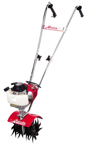 Read About Mantis 7262-00-02 4-Cycle Honda Gas-Powered Tiller/Cultivator