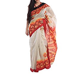Kiara Crafts Silk Saree (kc-038_Multi)