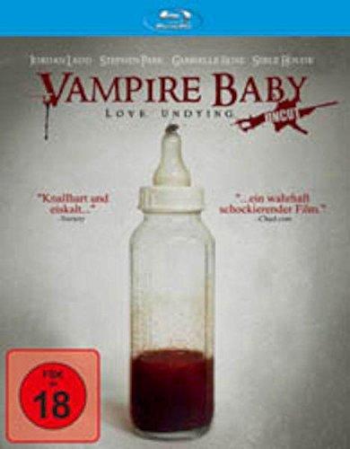VAMPIRE BABY - Love. Undying UNCUT (Blu-ray)