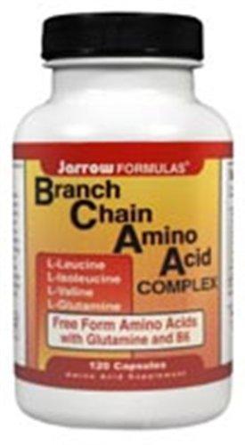 Branch Chain Amino Acids 120 Capsules