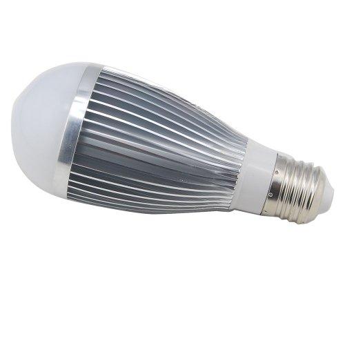 Bright E27 10W Led Light Bulb Warm White Lamp Aluminum Housing 110V - 240V Home Replacement