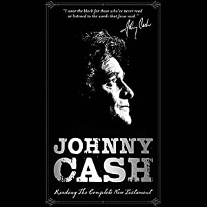 Johnny Cash Reading the Complete New Testament | [Thomas Nelson Publishing]