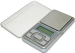 Digital Pocket Scale 500 Gram Capacity X 0.1 Gram Sensitivity