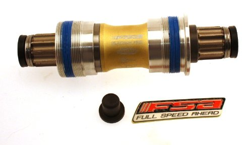 FSA Platinum PRO ISIS Bottom Bracket Italian Threads 70mm x 118mm Part Number #200-1538