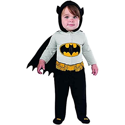 Batman DC Comics Baby Romper Costume