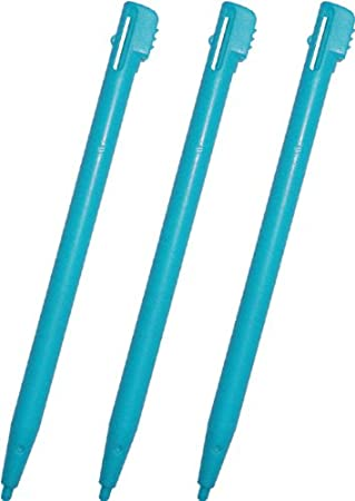 DS/DSi/DSi XL Universal Stylus Pack - Blue