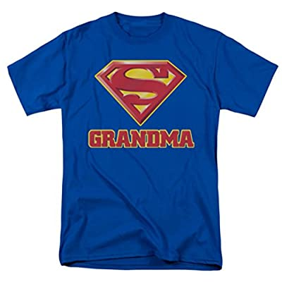 Superman: Super Grandma T-Shirt