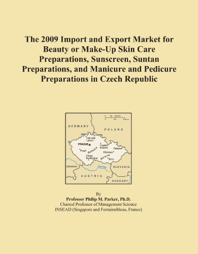 The 2009 Import and Export Market for Beauty or Make-Up Skin Care Preparations, Sunscreen, Suntan Preparations, and Manicure and Pedicure Preparations in Czech Republic