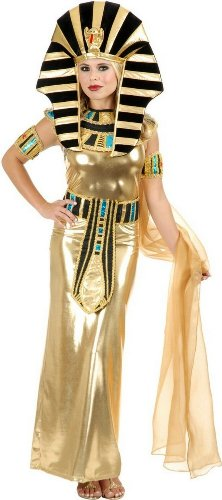 Charades Costumes - Egyptian Queen Nefertiti Adult Costume