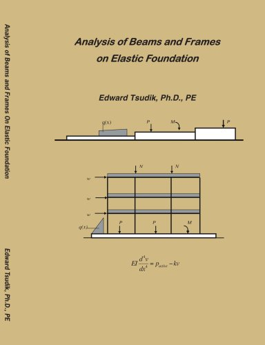 Analysis Of Beams On Elastic Foundations Book