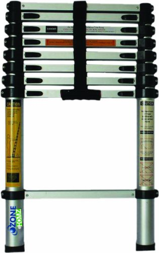 Ozone TELESCOPIC LADDER XTENDO By Ozone (Multicolor)