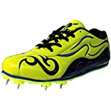 ZIGARO GREEN RUNNING SPIKES SHOE