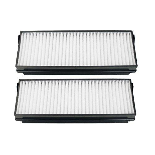 Beck Arnley 042-2119 Cabin Air Filter Set for select  BMW models