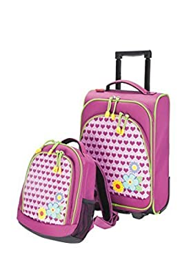 Travelite Youngster 2-Piece Children's Trolley and Rucksack from Travelite