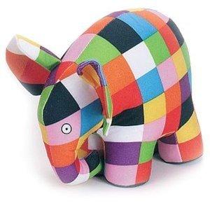 elmer-the-elephant-elefante-de-peluche-18-cm-diseno-de-cuadros