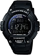 Casio Herren-Armbanduhr XL Collection Men Digital Quarz Resin W-S220-1BVEF