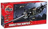 Airfix A04011 Handley Page Hampden 1:72 Scale Series 4 Plastic Model Kit by Airfix World War II Military Aircraft
