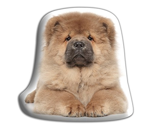 adorable-cushions-polyester-satin-drill-velore-chow-chow-dog-shaped-cushion