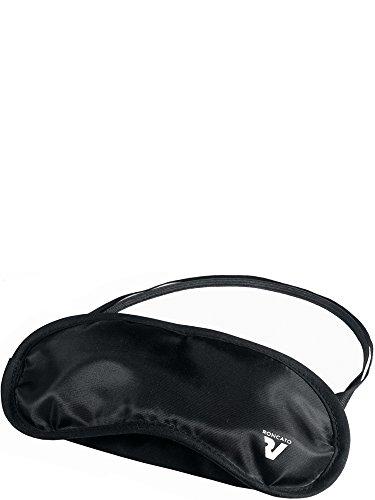 roncato-accessori-schlafmaske-ohrstopsel-18-cm-schwarz