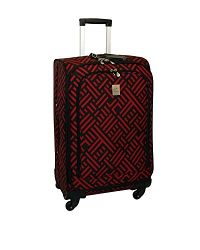 Jenni Chan Signature 25″ Upright Spinner, Black/Red
