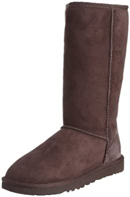 UGG Classic Tall Chocolate Boot Ladies 5