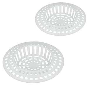 Metaltex 297545 Passoire d'Evier Plastique Multicolore 20 x 15 x 7 cm 2 Pièces