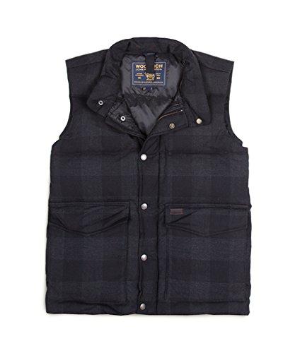 woolrich-manteau-sans-manche-homme-bleu-taille-m