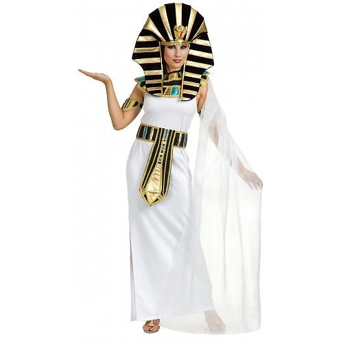 Adult Nefertiti Nile Queen Halloween Costume