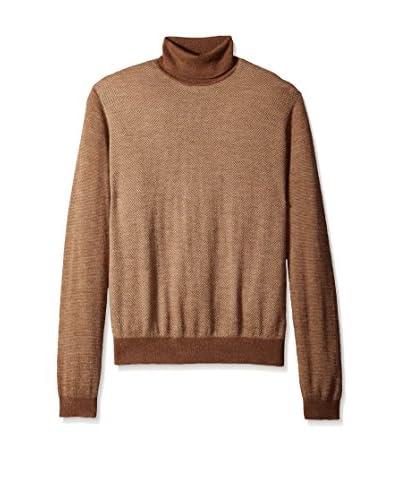 Bobby Jones Men's Fine Cashmere Turtleneck Sweater