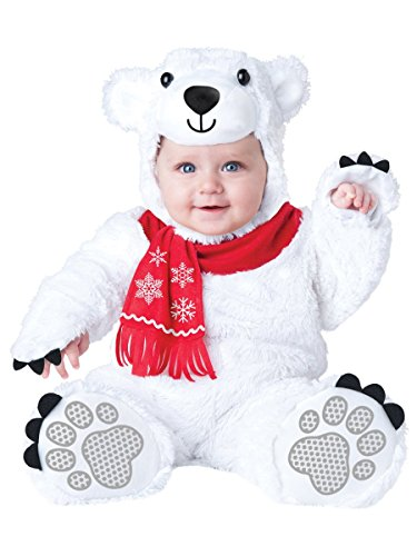 Costumes Baby's Lil' Polar Bear