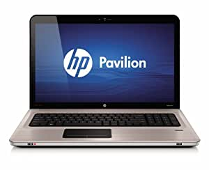 HP Pavilion dv7-4270us 17.3-Inch Entertainment Notebook PC - Silver
