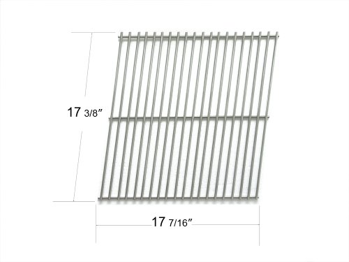 51641 - Stainless Steel Cooking Grid Fits Models Kenmore And Nexgrill front-617408