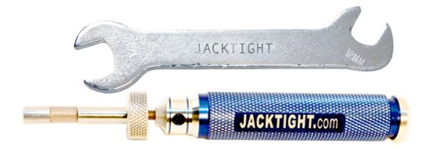 Jacktight Electric: Electric Guitar And Bass Output Jack Repair Kit