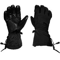 HMK Ridge Gloves (Black, Large)