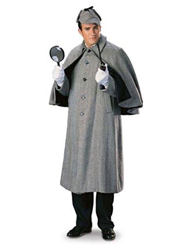 Men's Sherlock Holmes Capecoat