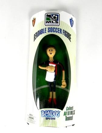 Picture of Bendos Sports New England Revolution Soccer Figure (B005DMPH5I) (Bendos Sports Action Figures)