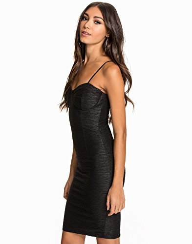 Glamorous Womens Little Black Dress