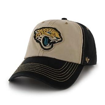 NFL Jacksonville Jaguars Mens Yosemite Cap, One Size, Black by