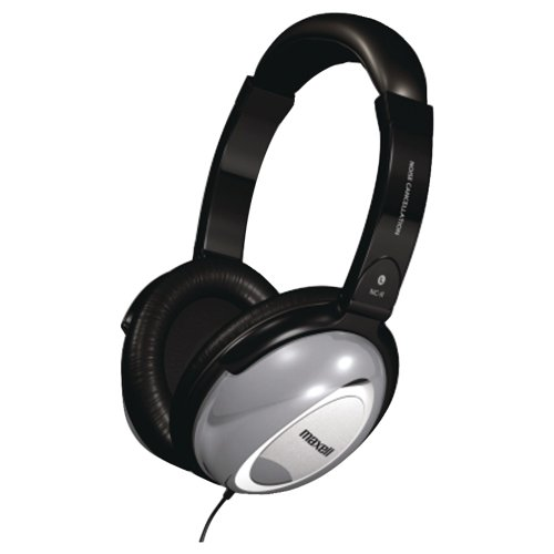 Maxell 190400 - Hpncii Noise-Canceling Headphones