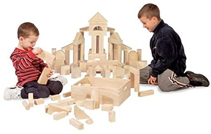 toddler natural blocks