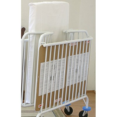 Distressed Baby Cribs front-1025618