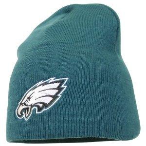 Philadelphia Eagles Beanie Knit Hat Green Classic Beanie