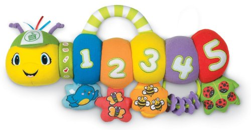 "LeapFrog Baby Counting Palâ""¢ Plush - 1"