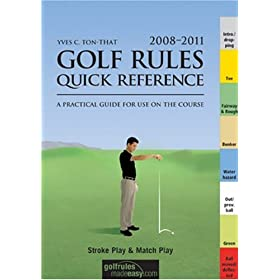 ProActive Golf Rules Quick Reference
