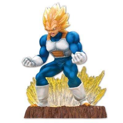 一番くじ ドラゴンボール改 ~最高レベルの決戦編 C賞 超ベジータフィギュア (全長約18cm) 全1種