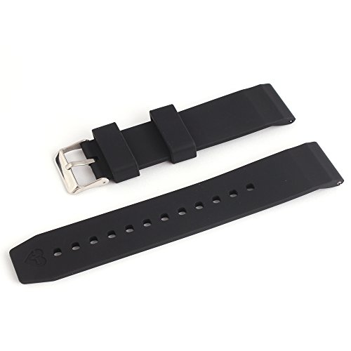 HWHMH Colorful Replacement Wrist Band For Basis Peak (NO Tracker, Replacement Band Only) (Black) (Basis Peak Strap compare prices)