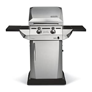 Char-Broil Quantum Infrared Urban Gas Grill with Folding Side Shelves  - 463270611 Reviews