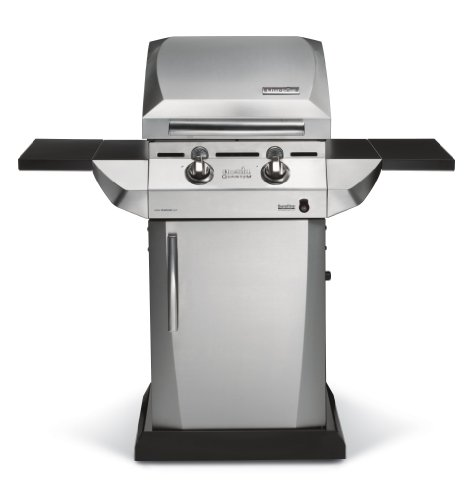 Award Winning Char-Broil Quantum Infrared Urban Gas Grill