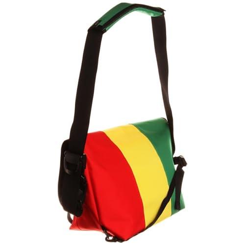 [ティンバック2] TIMBUK2 クラシックメッセンジャー M  T12S-CMM-EYR Emerald/Reso Yellow/Bixi Red (エメラルド/レゾイエロー/ビキシーレッド)